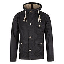 Buy HYMN Donald Festival Jacket, Black Online at johnlewis.com