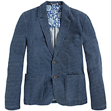 Buy Pepe Jeans Joyce Indigo Blazer, Blue Online at johnlewis.com
