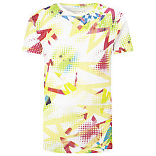 Buy Eleven Paris Fresh Prince T-Shirt, White/Multi Online at johnlewis.com