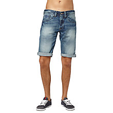 Buy Pepe Jeans Cash Shorts, Denim Blue Online at johnlewis.com