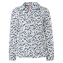 Buy White Stuff Bluebell Shirt, Milk White Online at johnlewis.com