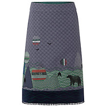 Buy White Stuff Hampton Bells & Whistles Skirt, Bluebell Online at johnlewis.com