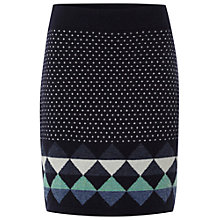 Buy White Stuff Azilda Knit Skirt, Multi Online at johnlewis.com