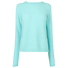 Buy L.K. Bennett Bethany Crew Neck Sweater Online at johnlewis.com