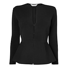 Buy L.K. Bennett York Cardigan, Black Online at johnlewis.com