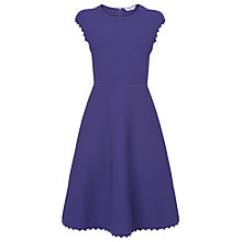 Buy L.K. Bennett Winston Knitted Dress, Regal Online at johnlewis.com