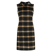 Buy Hobbs Abingdon Dress, Black Camel Online at johnlewis.com