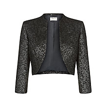 Buy Precis Petite Lurex Bolero, Multi Online at johnlewis.com