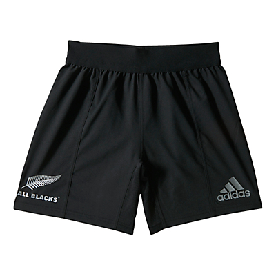Adidas All Blacks Climacool® Rugby Shorts, Black