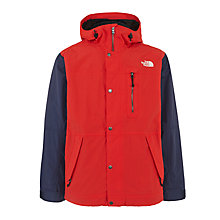 Buy The North Face Pine Crest Jacket, Red Online at johnlewis.com