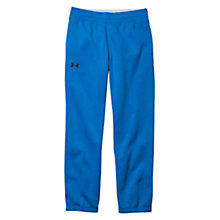 Buy Under Armour Storm Cuff Training Trousers, Blue Online at johnlewis.com