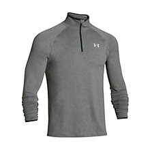 Buy Under Armour HeatGear Flyweight 1/4 Zip Running Top Online at johnlewis.com