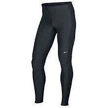 Buy Nike Filament Running Tights, Black Online at johnlewis.com