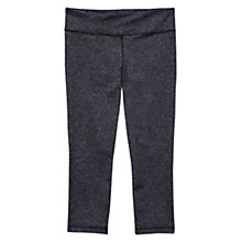 Buy Under Armour Tight Capri Pants, Carbon Grey Online at johnlewis.com