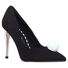 Buy Miss KG Candy Toe Detail Court Shoes Online at johnlewis.com