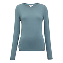 Buy Whistles Annie Sparkle Jumper, Blue Online at johnlewis.com