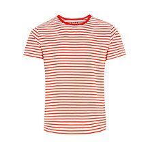 Buy HYMN Skegness Stripe T-Shirt Online at johnlewis.com