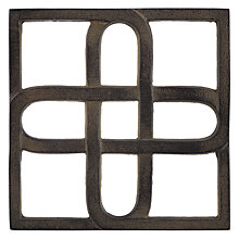 Buy John Lewis Square Metal Trivet Online at johnlewis.com