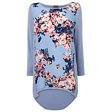 Buy Phase Eight Osaka Print Jumper, Blue Online at johnlewis.com