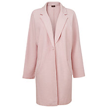 Buy Phase Eight Clare Coat, Soft Pink Online at johnlewis.com