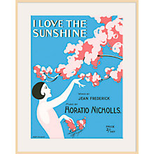 Buy Art Inspired by Music - Sunshine Online at johnlewis.com