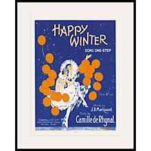 Buy Art Inspired by Music - Winter Online at johnlewis.com
