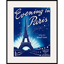 Buy Art Inspired by Music - Paris Online at johnlewis.com