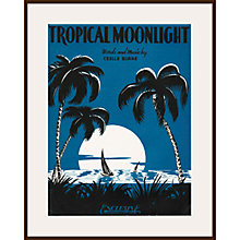 Buy Art Inspired by Music - Tropic Online at johnlewis.com