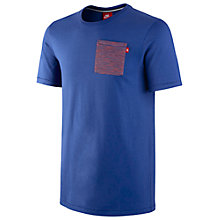 Buy Nike Glory Blur Pocket T-Shirt Online at johnlewis.com