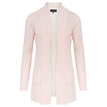 Buy Viyella Shawl Edge to Edge Cardigan, Shell Pink Online at johnlewis.com