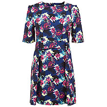 Buy Wolf & Whistle Floral Print Dress, Multi Online at johnlewis.com