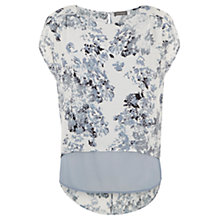 Buy Mint Velvet Maddie Print Shell Top, Multi Online at johnlewis.com