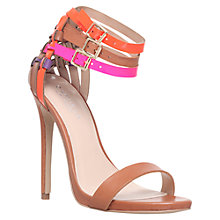 Buy Carvela Gaze Triple Ankle Strap Court Shoes Online at johnlewis.com