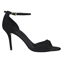 Buy Whistles Leea Leather Toe Strap Sandals Online at johnlewis.com