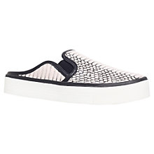 Buy Carvela Lazy Low Back Slip On Trainers Online at johnlewis.com