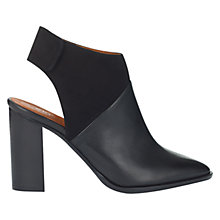Buy Whistles Alder Leather Shoe Boots Online at johnlewis.com