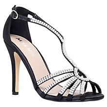 Buy Miss KG Pippa 2 High Heel Occasion Shoes, Black Online at johnlewis.com