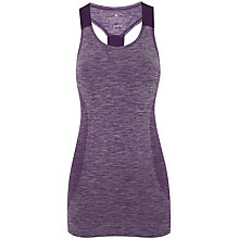 Buy Manuka Active Seamless Racer Vest, Berry Online at johnlewis.com