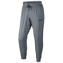 Buy Nike Dri-FIT Touch Fleece Sweat Pants, Grey Online at johnlewis.com