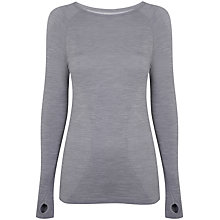 Buy Manuka Women's Long Sleeve Seamless Top Online at johnlewis.com