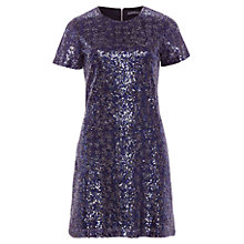 Buy Sugarhill Boutique Emily Dress, Blue Online at johnlewis.com