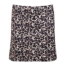 Buy Miss Selfridge Ponti Mini Skirt, Multi Online at johnlewis.com