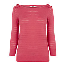 Buy Oasis Bow Shoulder Jumper Online at johnlewis.com