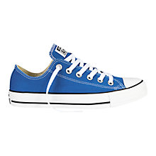 Buy Converse Chuck Taylor All Star Core Trainers, Light Sapphire Online at johnlewis.com