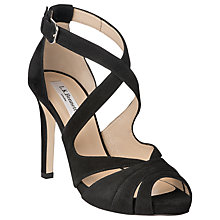 Buy L.K. Bennett Megan Platform Sandals Online at johnlewis.com