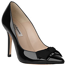 Buy L.K. Bennett Filo Patent Leather Court Shoes Online at johnlewis.com