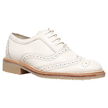 Buy KG by Kurt Geiger Laker Leather Brogues Online at johnlewis.com