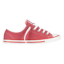 Buy Converse Chuck Taylor All Star Dainty Chambray Trainers Online at johnlewis.com