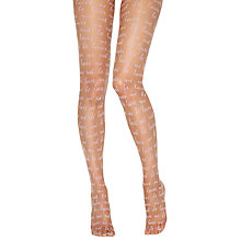 Buy Jonathan Aston He Love Me Print Tights Online at johnlewis.com