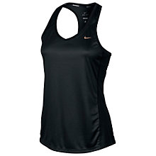 Buy Nike Miler Running Tank Top Online at johnlewis.com
